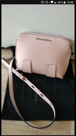 Karl Lagerfeld Crossbody bag rose-gold-coloured