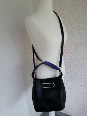 Karl Lagerfeld Umhängetasche schwarz/metalicblau top