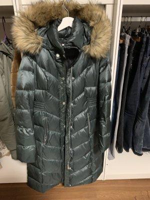 Karl Lagerfeld Winter Jacket green grey