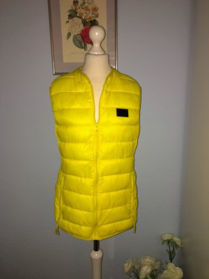 KARL Yellow down vest L