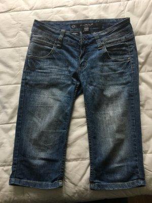 Karma Denim Jeans kurz 38
