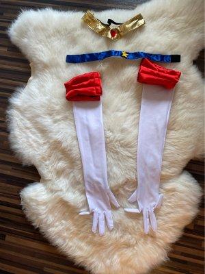 Avond handschoenen wit