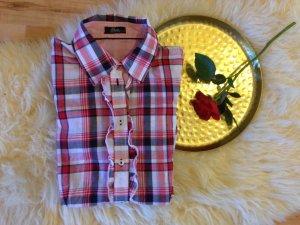 Karo-Bluse von s.Oliver