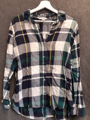 H&M Lumberjack Shirt forest green