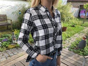 Karo Hemd Bluse von H&M Gr. 34