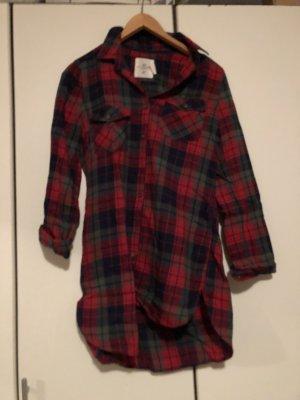 H&M L.O.G.G. Abito blusa camicia multicolore