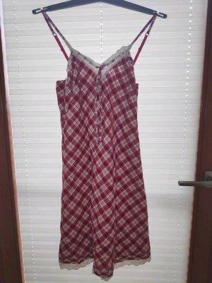 Karo-Nachthemd M