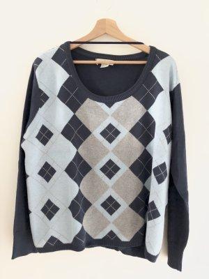 Karo-Pullover