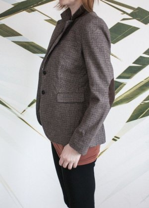 Opus Wool Blazer multicolored wool