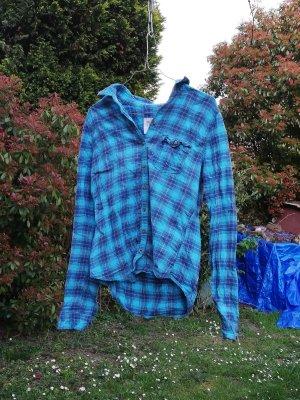 Abercrombie & Fitch Camicia blusa multicolore