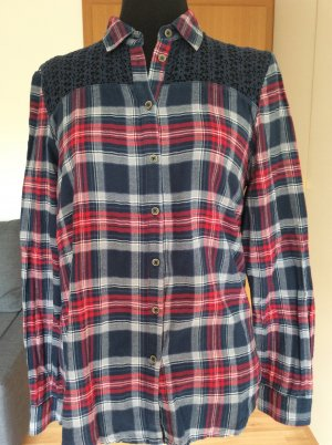 Pepe Jeans London Checked Blouse multicolored