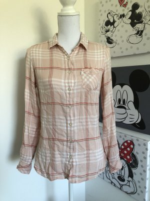 Levi's Blouse-chemisier rose-rouge