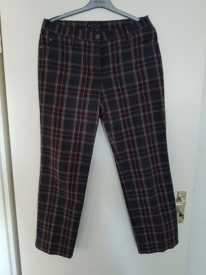 Brax Pantalon en laine multicolore
