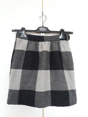 Thomas Burberry Wool Skirt multicolored wool