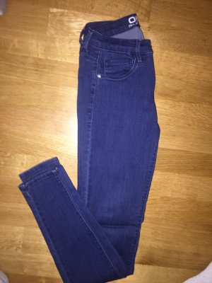 Only Peg Top Trousers dark blue