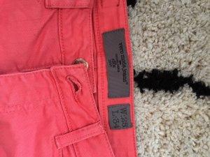 Vero Moda Peg Top Trousers bright red