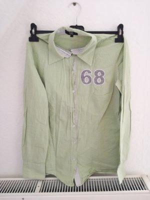karrierte Bluse von Jette