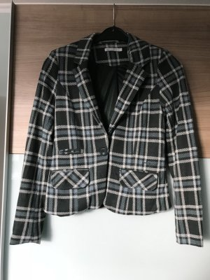 Karrierter Sweaty-Blazer von Only in S