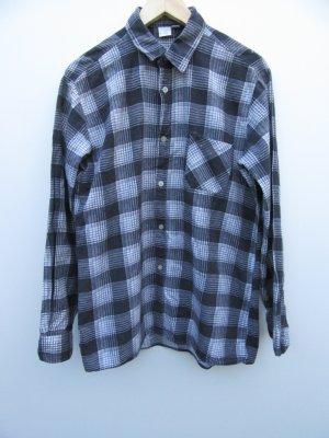 karriertes Holzfällerhemd Vintage Retro Gr. L  oversize
