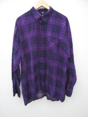 karriertes Holzfällerhemd Vintage Retro Gr. XXL oversize