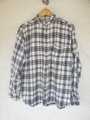 karriertes Holzfellerhemd Vintage Retro Gr. M/L