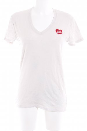 KARSSEN T-Shirt mehrfarbig Street-Fashion-Look