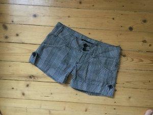 Kartierte Shorts Bermuda kurze Hose Scort  pants 34-36 S Business Short Karo Muster