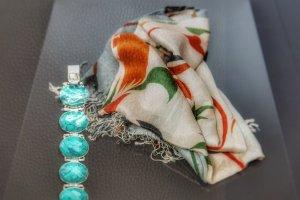 Cashmere Scarf multicolored