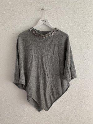 Lilienfels Cashmere Scarf light grey-grey