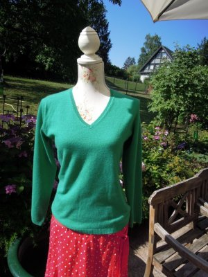 Carnabys Pullover in cashmere menta
