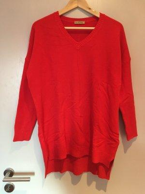 Kaschmir Mix Oversize Pullover