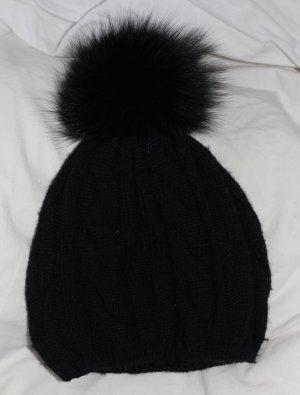Eagle Products Cappellino nero Cachemire