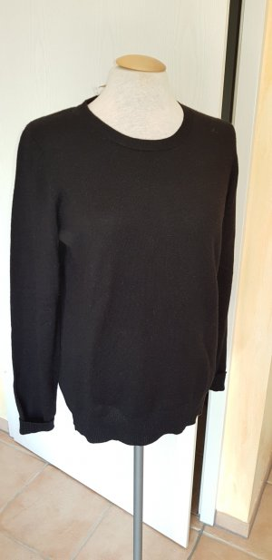 Blue Motion Sweater black