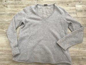 Avenue Foch Jersey de lana gris claro