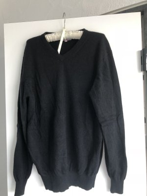 Kasjmier trui zwart