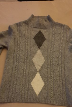 Wool Sweater multicolored cashmere