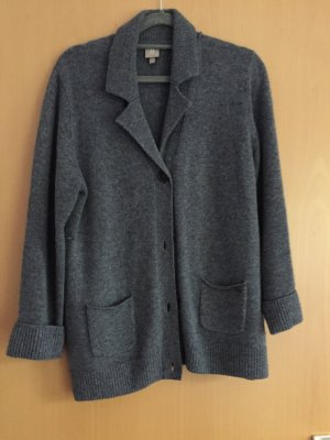 März Cashmere Jumper silver-colored-grey cashmere
