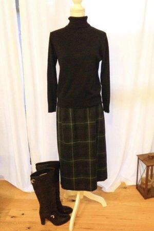Kaschmir Rollkragen Pullover in 36/38 schwarz cashmere cashmerepullover