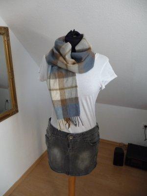 Sjaal van kasjmier veelkleurig Kasjmier