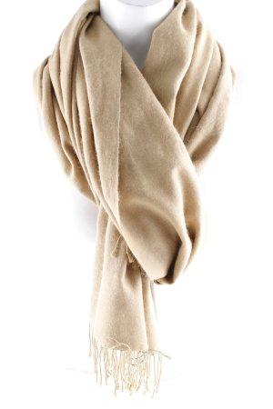 Kaschmirschal camel klassischer Stil