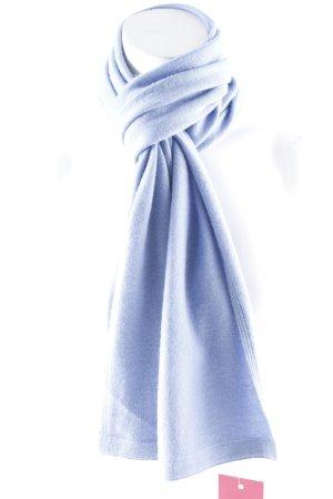 Sjaal van kasjmier paars casual uitstraling