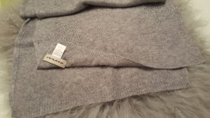 Repeat Cashmere Scarf light grey