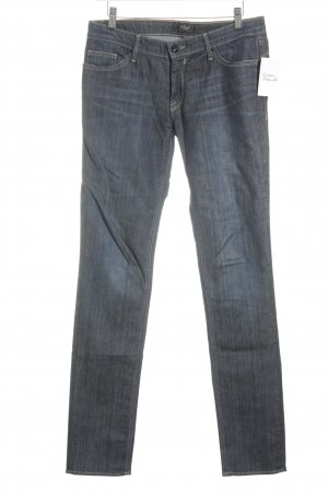 Kasil Straight Leg Jeans dark blue jeans look