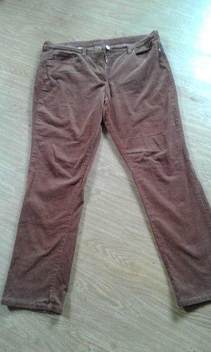 Bexleys Pantalón de pana marrón-coñac