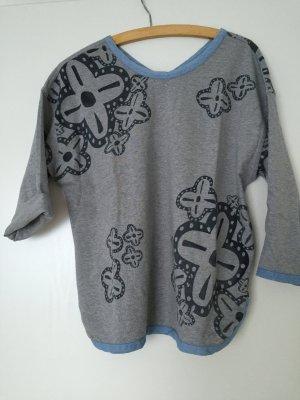 Kastig geschnittenes Sweatshirt von Pennyblack