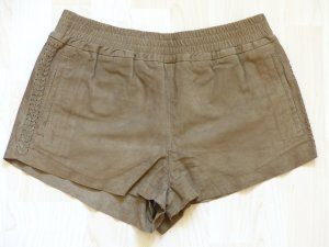Topshop Hot Pants multicolored leather