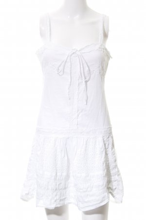 Kate Moss Lace Top white romantic style