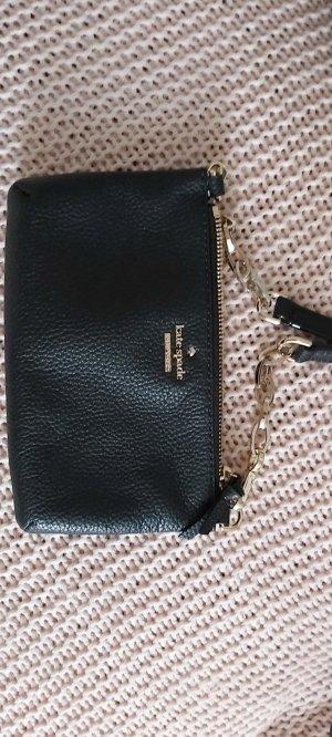 Kate Spade Minibolso negro-color oro