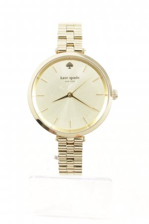 "Kate Spade Montre analogue ""Classic Holland Watch Gold"" doré"