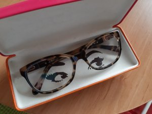 Kate Spade Glasses gold-colored-light brown